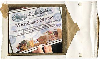 Pannenkoeken Kadobon Pannenkoekenhuis d'Olle Smidse Midwolda